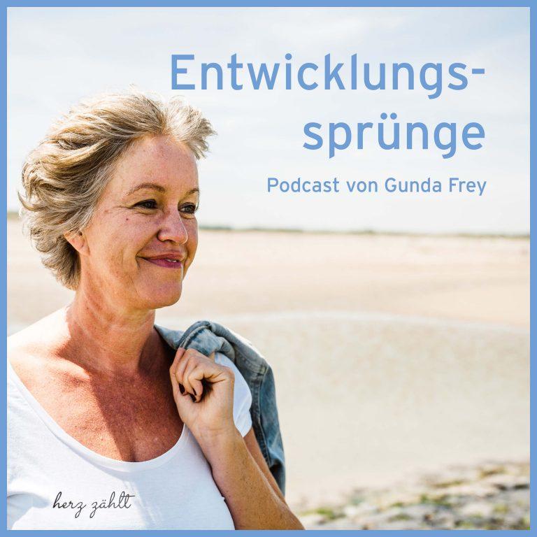 Entwicklungssprünge Der Podcast für alle Eltern, Pädagogen, Erzieher und Lehrer   Mit Gunda Frey